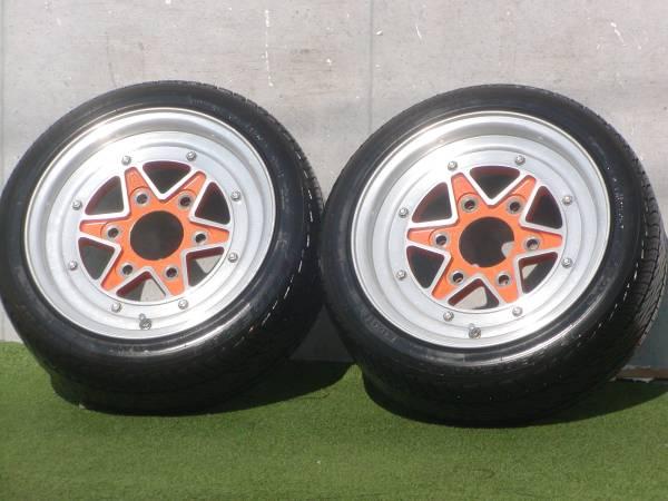 SSR F6 14 inch 6.5J