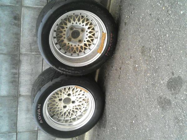 SSR Formula Mesh 15 inch 10J white