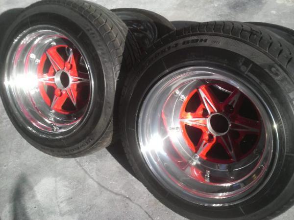 SSR Star Formula 14 inch 10J