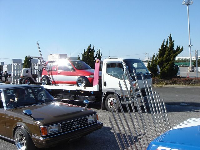 Kei car @ TAS 2010 (Honda Today?)