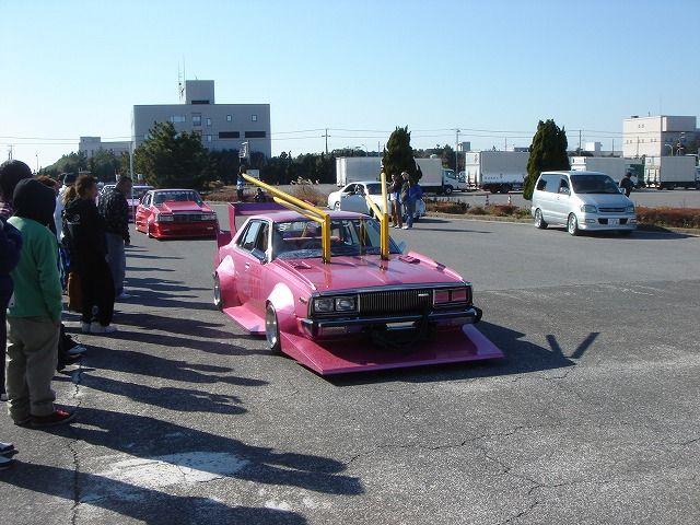 Nissan Skyline C210 @ TAS 2010