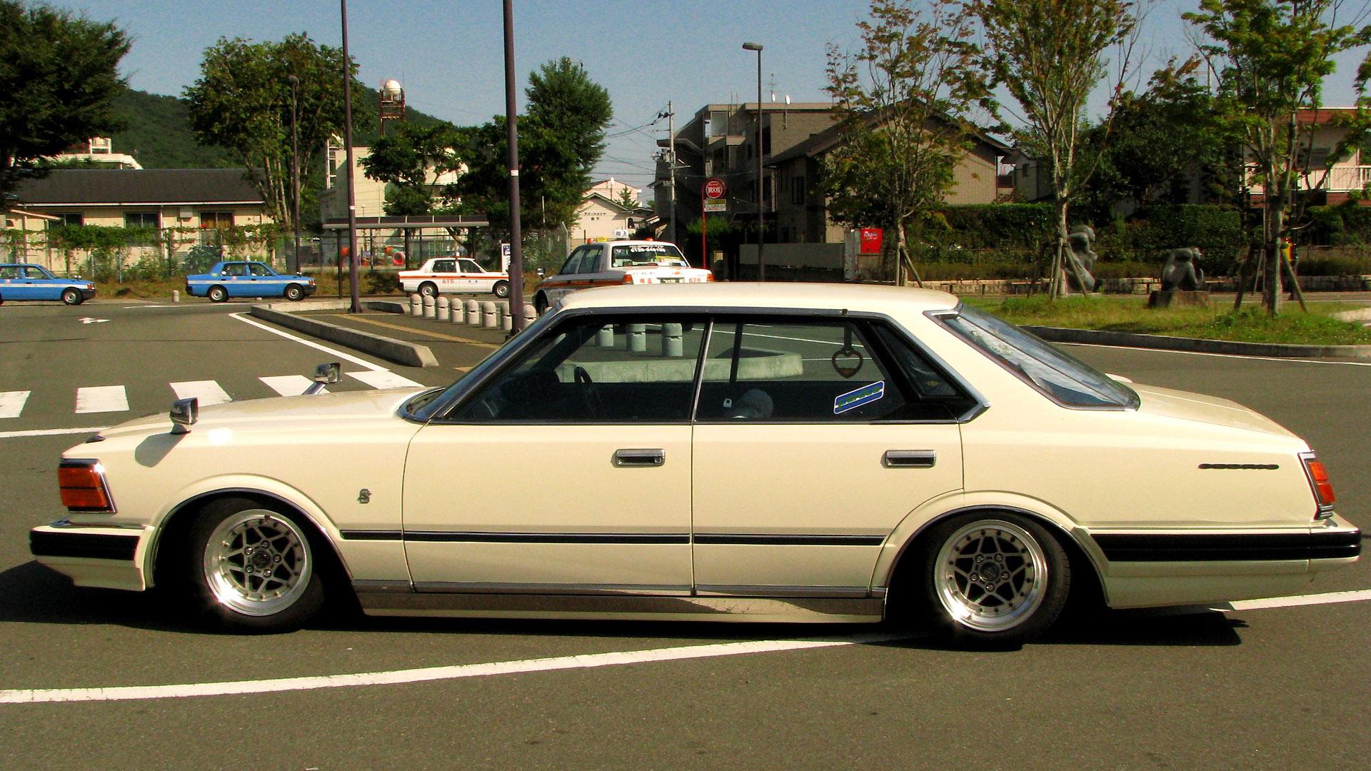 Kyusha kai Nissan Gloria 430