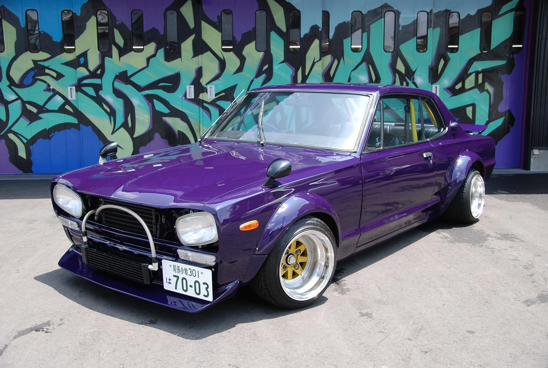 Old Fashioned Cars >> hakosuka Archives - Bosozoku Style