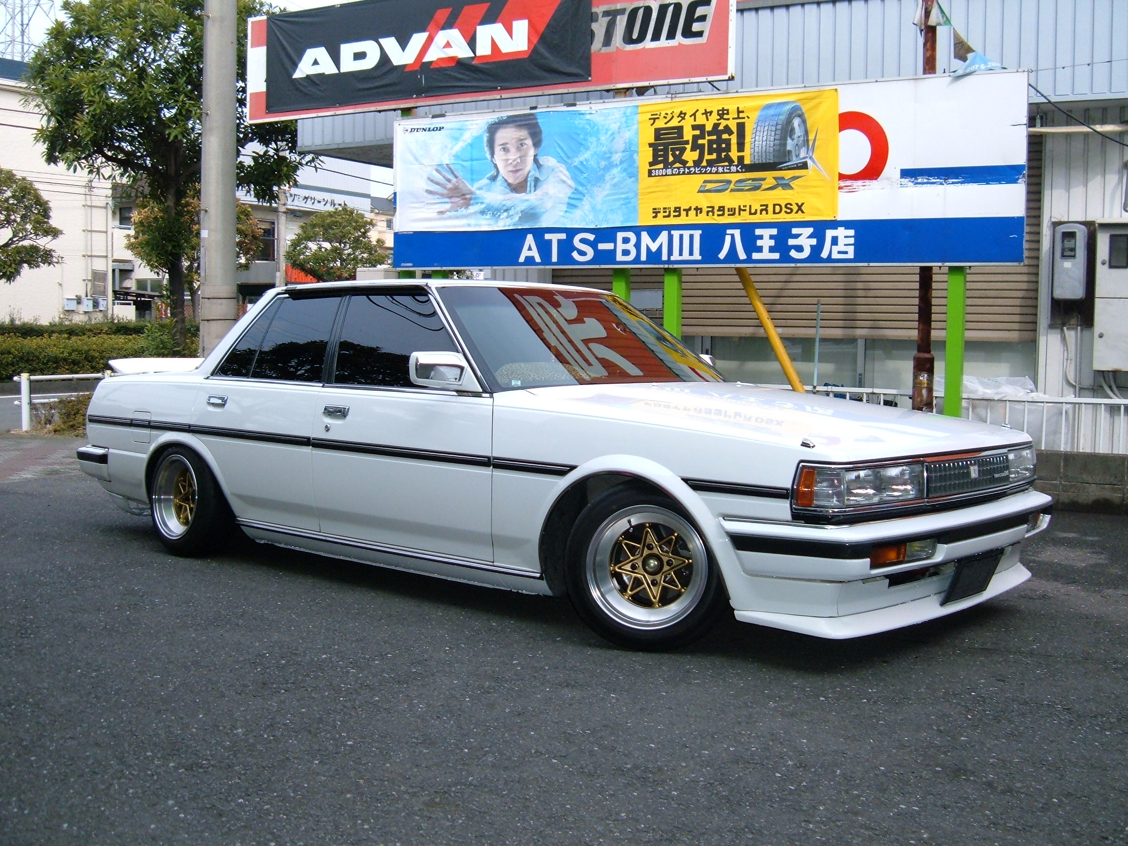 Kyusha Kai Toyota Cresta GX71