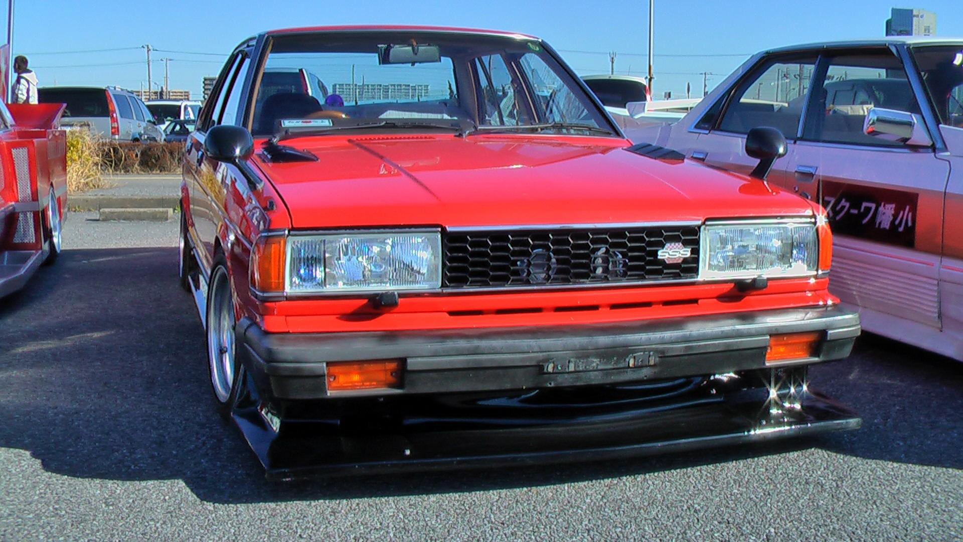 Nissan Bluebird SSS 910