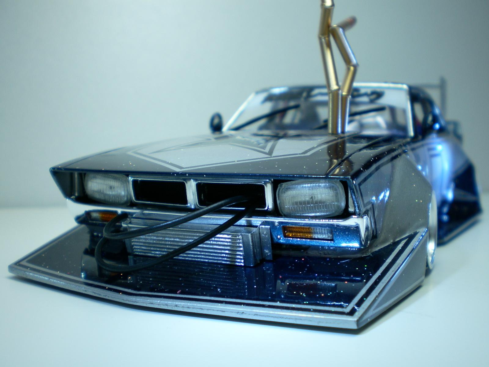 Nissan Skyline C110 model