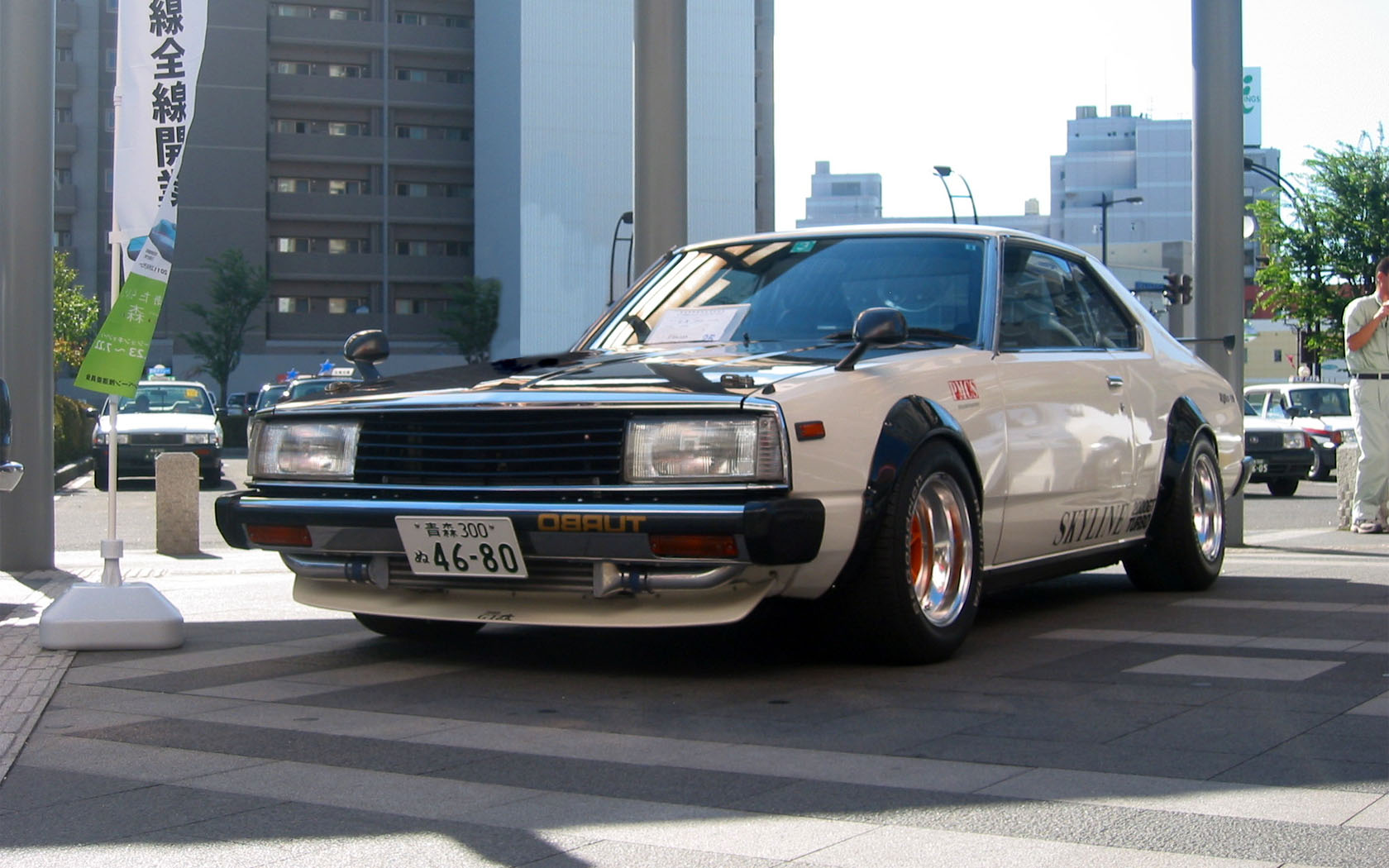 Nissan Skyline C211 GT-EX turbo