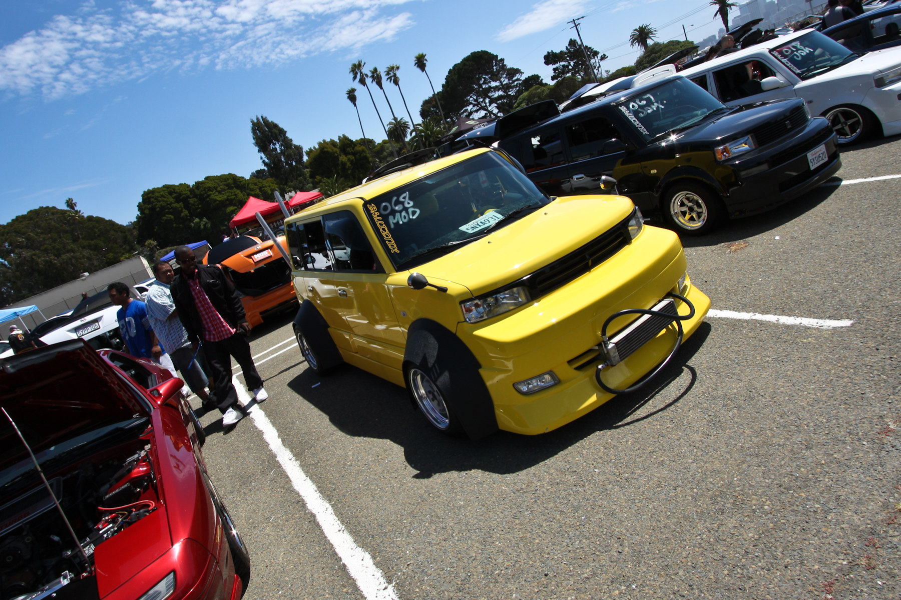 James' Scion xB