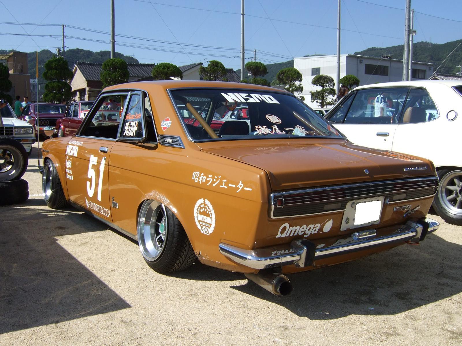 Shakotan Bluebird SSS Coupe