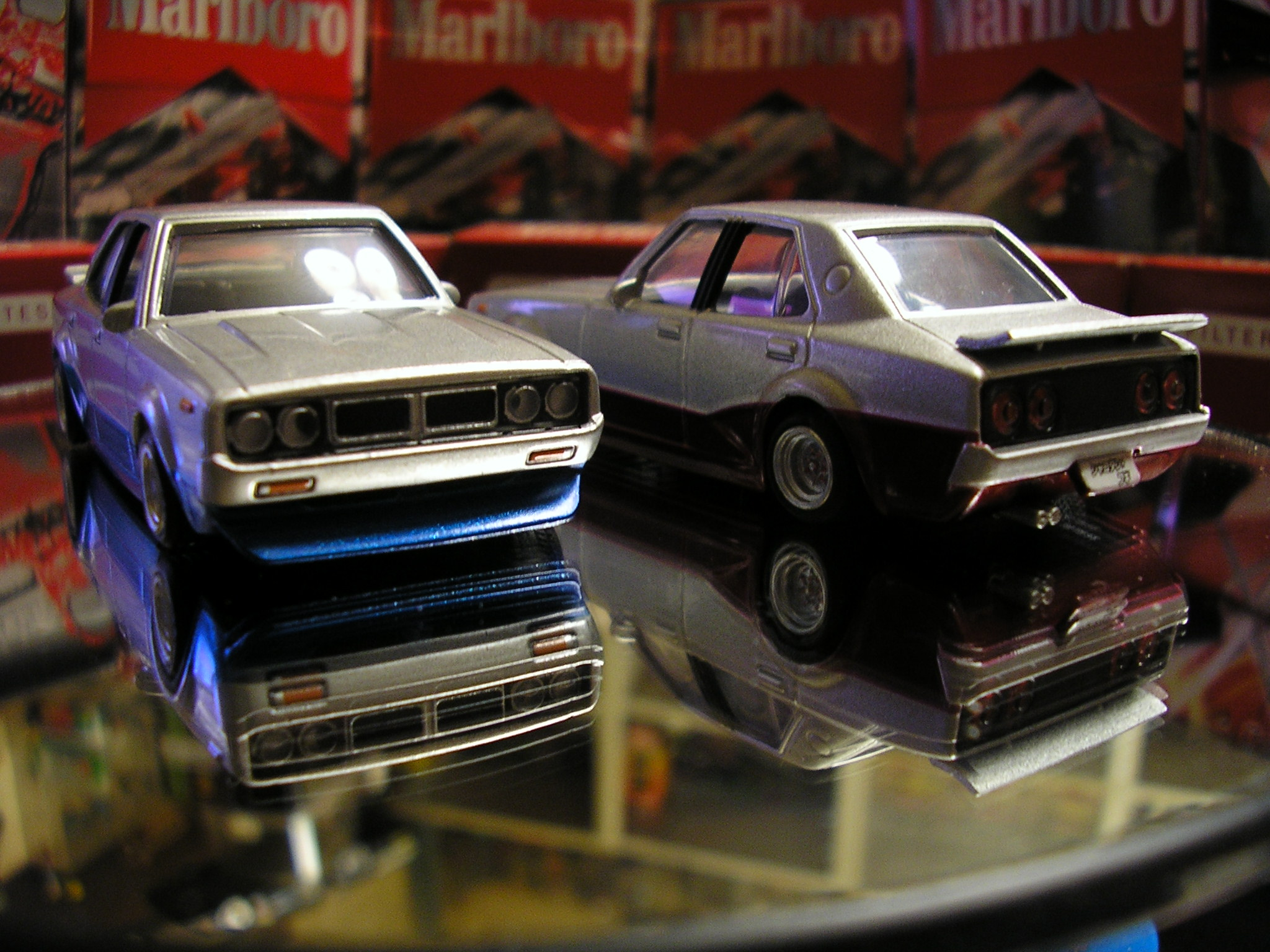 Shakotan C110 scale models