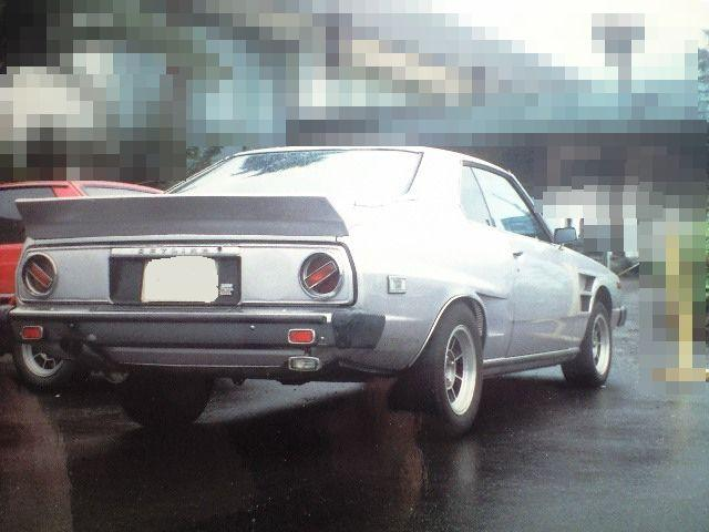 Skyline C210 with Cherry 1X-R tail lights