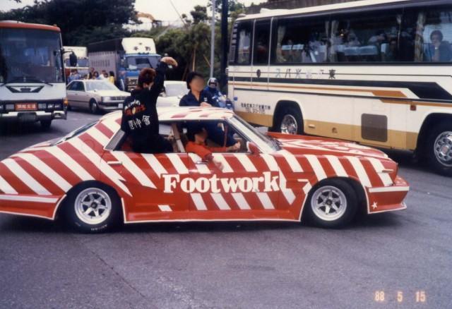 Nissan Laurel C230 kaido racer