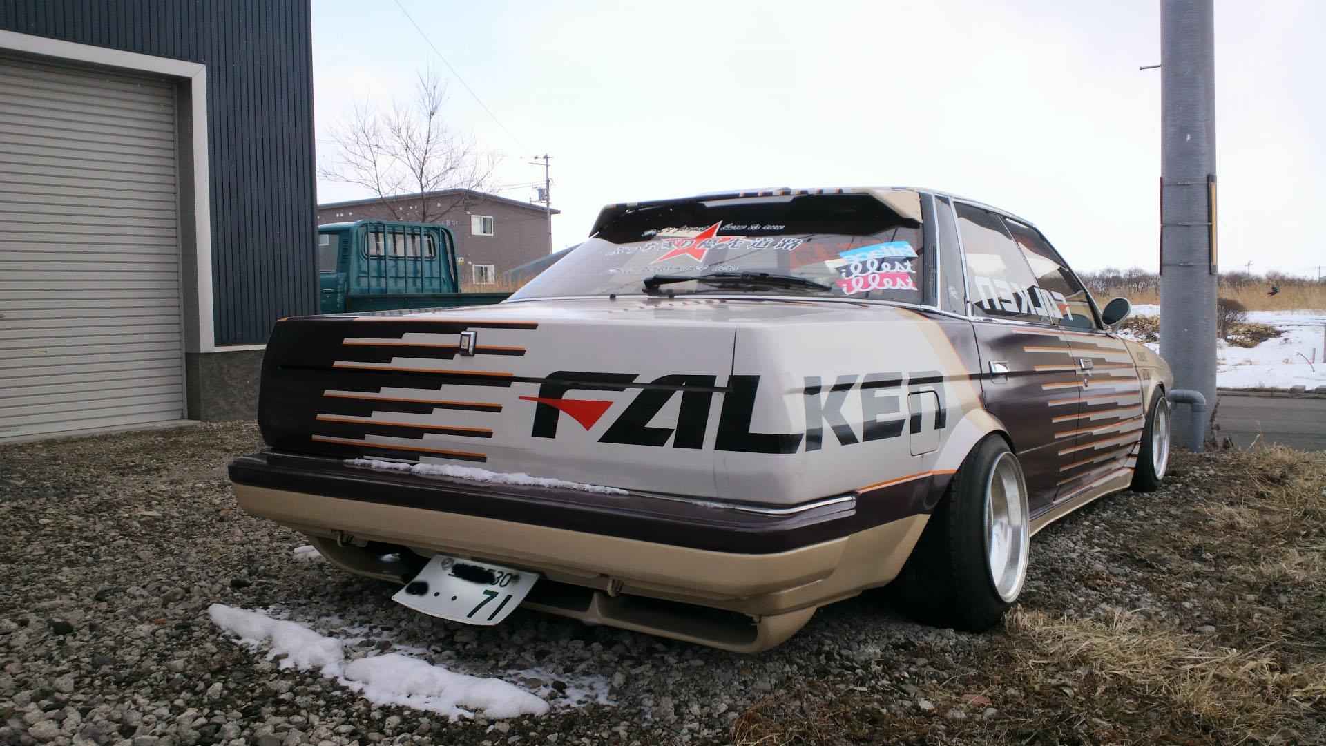 Falken Toyota Mark II gx71