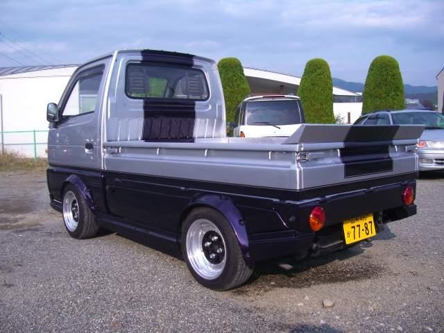 Suzuki Carry kaido racer