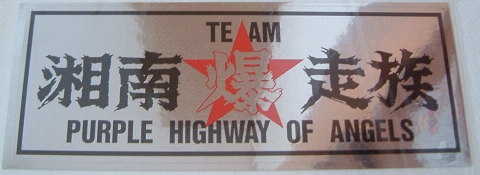 Team Purple Highway of Angels