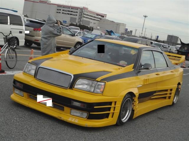 Tokyo Auto Salon Koenig Gloria Y33