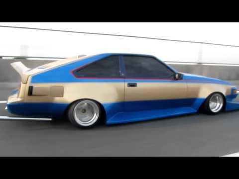 Tokyo Auto Salon first videos