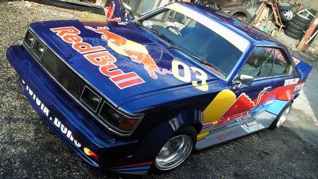 Carina RA45 kaido racer