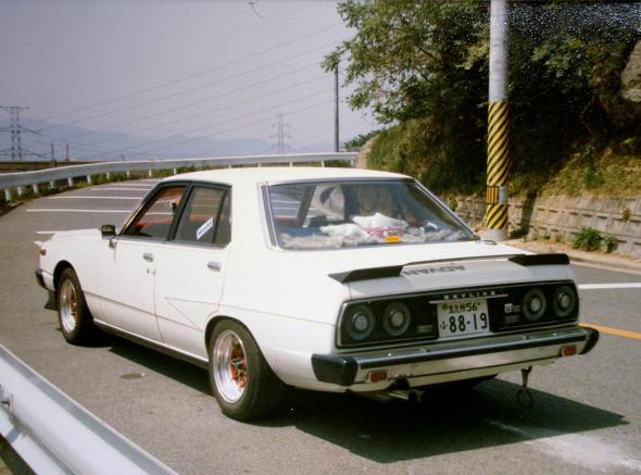 Skyline C211 Japan