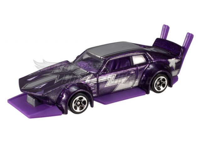 Hot Wheels sneak preview: zokusha die-cast