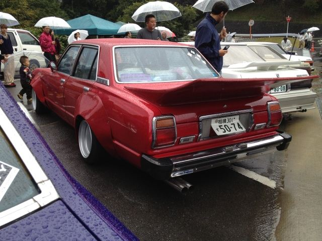 Wednesday Wings: Toyota Mark II MX41