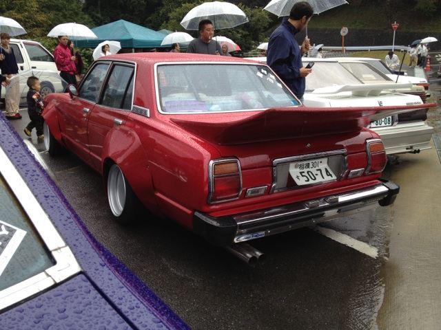 Wednesday Wings: Toyota Mark II MX41