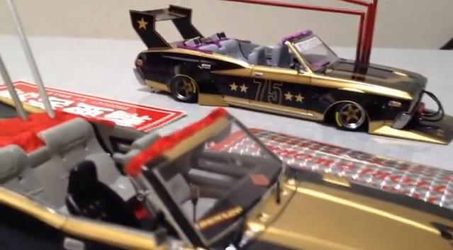 1/24 Road Racer Gran Champion scale model