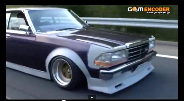 Nissan Glorel Y230